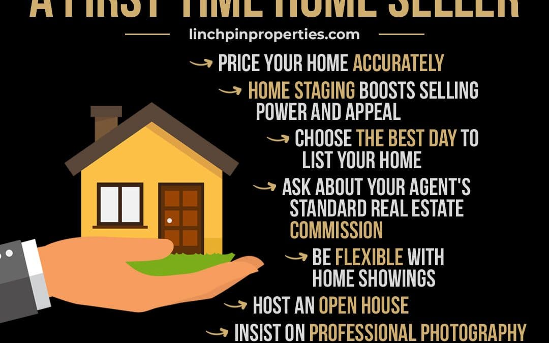 First Time Home Seller Real Estate Tips