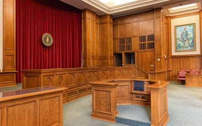 North Carolina Courts Close for 30 Days What About Evictions